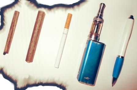 L'évolution de la cigarette